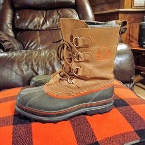 Sorel pac boot women's size 10